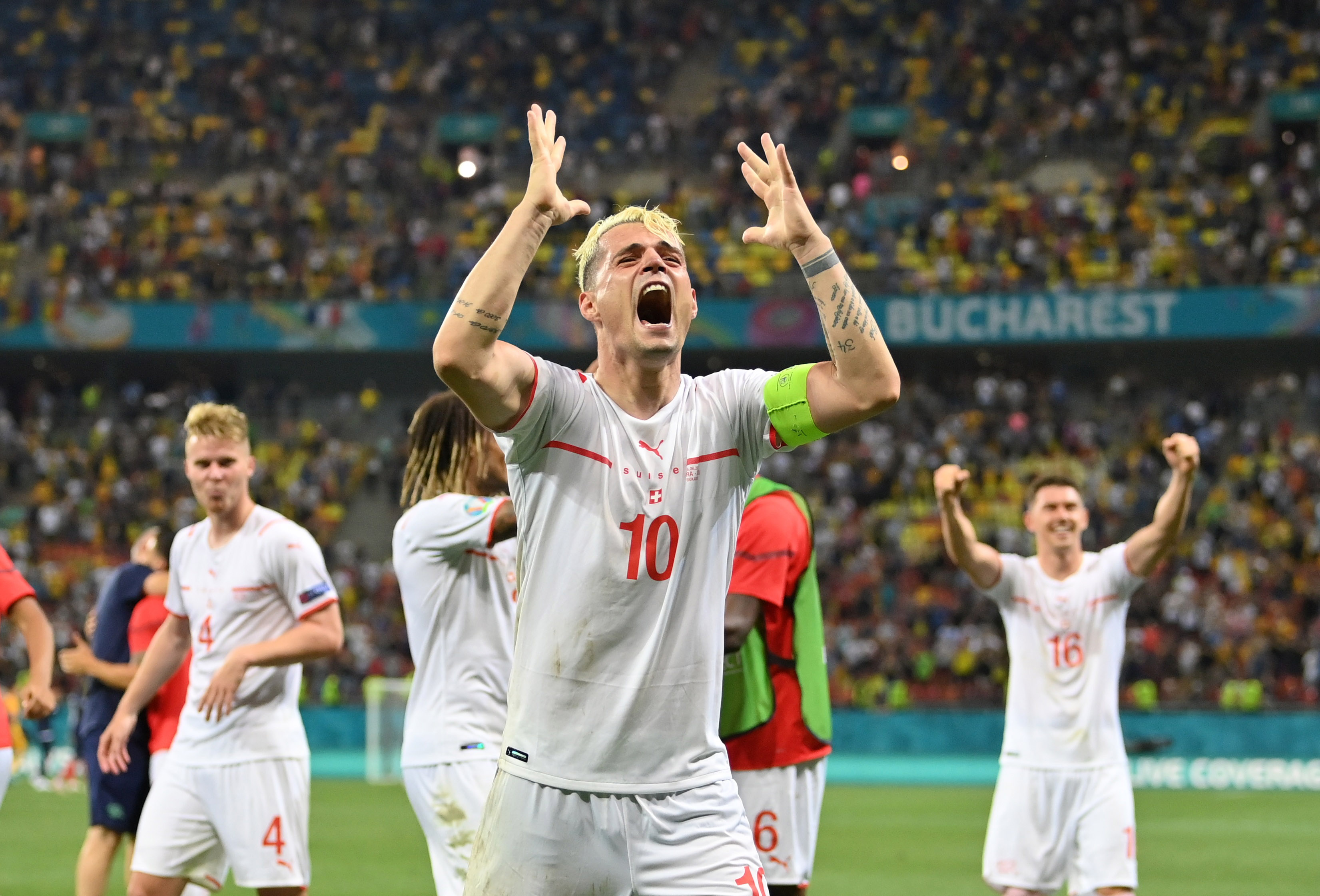 Shocking Result from Switzerland in the Stage of Euro 2021 for Sports Betting Fans